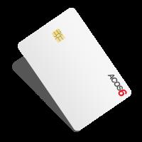 ACS ACOS6 Multi-Application & Purse Card