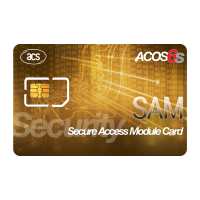ACS ACOS6-SAM Secure Access Module Card