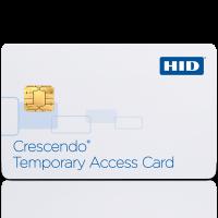 HID® Crescendo® Temporary Access Card