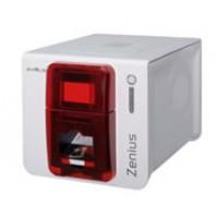 Evolis Zenius Base Model Fire Red