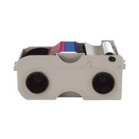 Color Ribbon for Fargo DTC4000 with Cleaning Roller