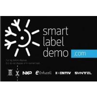 Smart Label Temperature Tracker Demo Kit Old