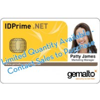 Gemalto IDPrime .NET 511 with HID iClass Prox