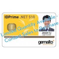 Gemalto IDPrime .NET 510 with OTP