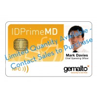 Gemalto IDPrime MD 3810 with OTP