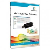 NFC-NDEF Tag Editor