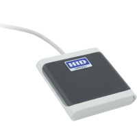 Omnikey 5025 CL ID Badge Card Reader