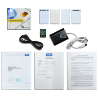 Omnikey 5127 CK Mini Board Toolkit Contents