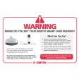Identiv Amazon Warning